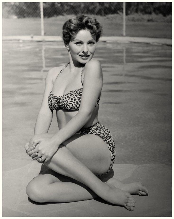 Jeanne Crain Jeanne Crain Vintage Bikini Actresses