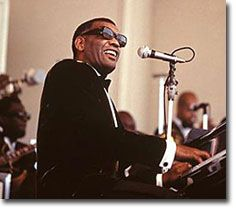 Ray Charles - absolutely love his music.