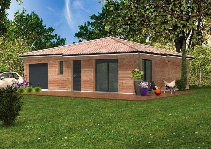 Clairlande Bois : constructeur maison Gironde (33) - Maison ossature bois - basse consommation - Réunion d'information le 18 juillet 2015