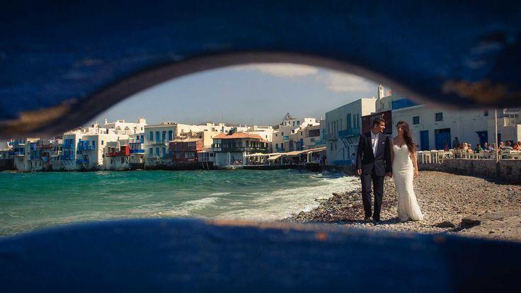 Wedding in #mykonos