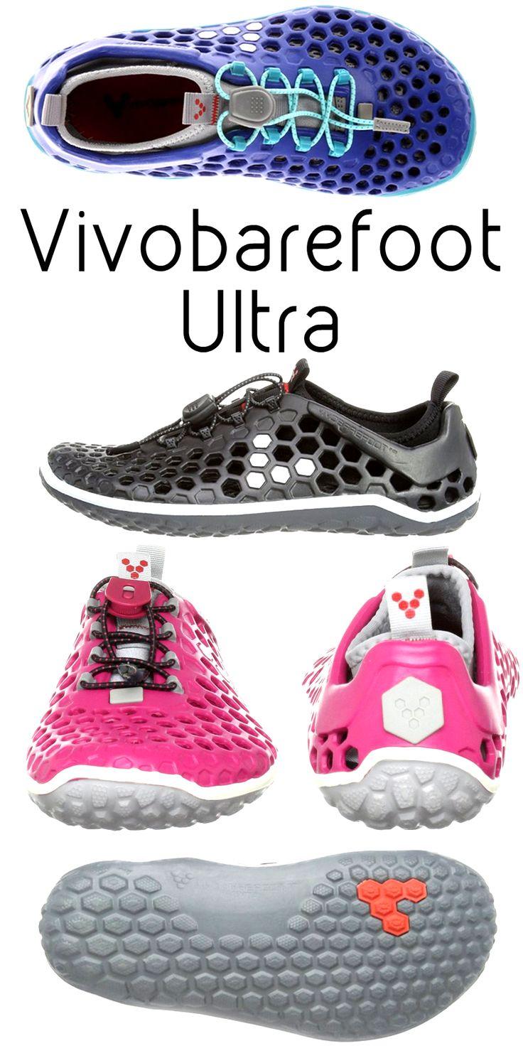 Long Distance Barefoot Running Shoe
