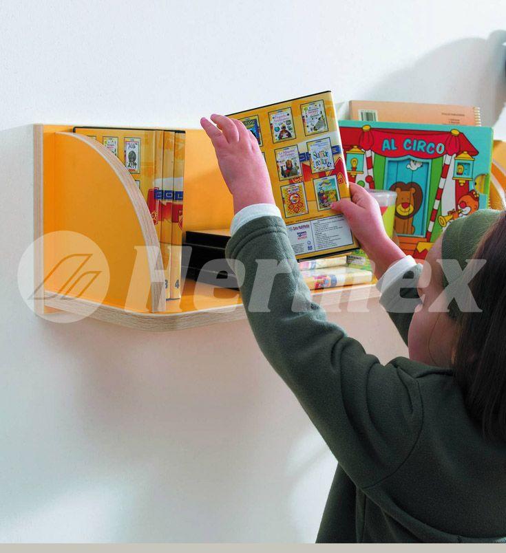 9 best images about bibliotecas infantiles on pinterest - Estanteria biblioteca infantil ...