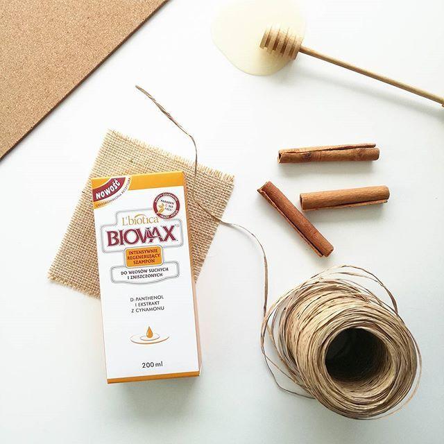 Miód i #cynamon to nie tylko pyszne #składniki spożywcze, ale również ratunek dla suchych i zniszczonych włosów.  #lbiotica #biovax #miód #maska #szampon #hairmask #shampoo #włosy #wlosomaniaczka #sznurek #drewno #ekstrakt #henna #naturalbeauty #parabenfree #slsfree Natural Beauty from BEAUT.E