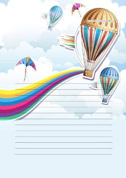 Детские письма | Скачать бесплатно шаблоны и образцы писем