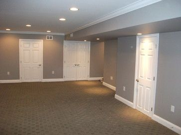 painting bulkheads in basement all wall color shown here for the
