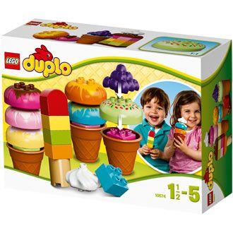LEGO® DUPLO® Bunter Eisspaß 10574, 24 Teile online bestellen - JAKO-O