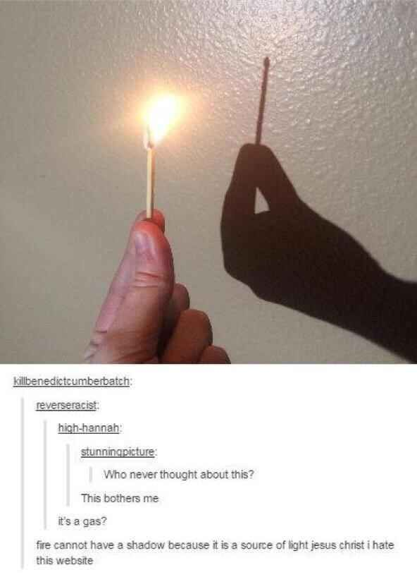 28 Of The Most Important Things That Ever Happened On Tumblr: The discovery of fire