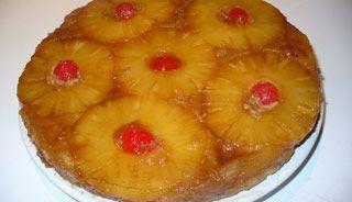 Gâteau renversé aux ananas, super facile #recettesduqc #dessert #ananas