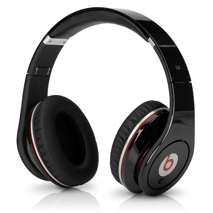 www.monsterbeatspaschercasque.com Monster Beats Studio ::  Casque Beats by Dr. Dre Studio Black