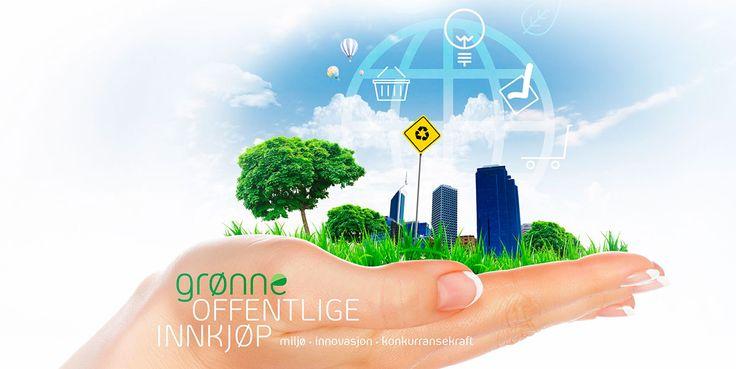 Offentlige anskaffelser skal fremme innovasjon og grønn vekst - regjeringen.no