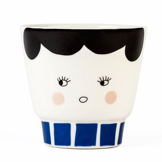 Edith is a brand new member of Meyer-Lavignes family of quirky and whimsical existences. Good morning cup is a tribute to the good everyday. Edith ...
