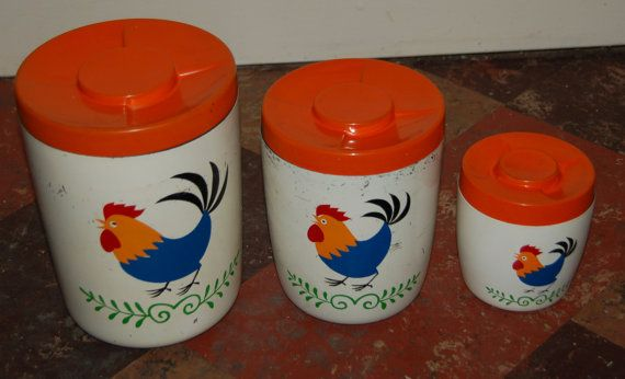 1272 best images about Canister Sets on Pinterest