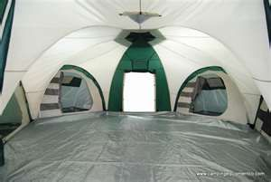 roomy tent....pretty cool looking.