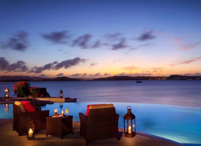 Jumby Bay Resort, West Indies