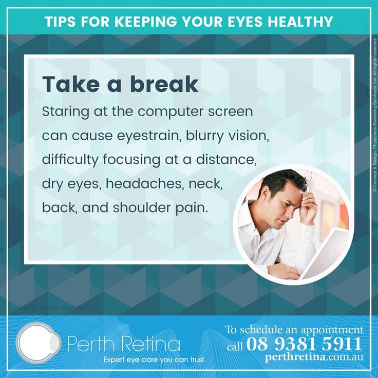 How To Naturally Cure Blurry Vision