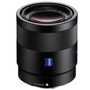 NEW! Sony 55mm F/1.8: built for the full-frame Sony a7 and a7R