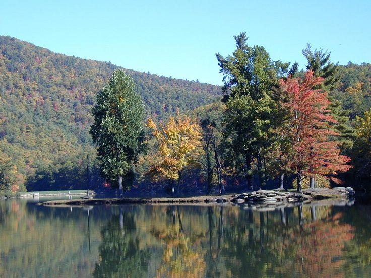 George Washington National Forest, VA.