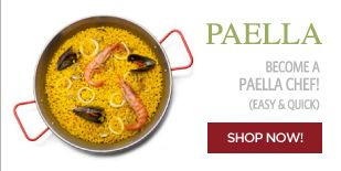 Carmencita Paella spices. Paellero, Instant paella set and mixes... all you need to make a paella @bisilabokoko www.carmencitashop.com