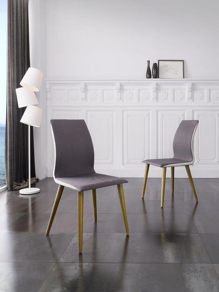 Nuestra 109 es una silla tan confortable como versátil. Una opción para quienes aprecian los detalles de diseño y, al mismo tiempo, huyen de las estridencias. ¿Es de tu estilo?     #diseño #hogar #interiores #decoración #DugarHome #Aspen #salones #interiores