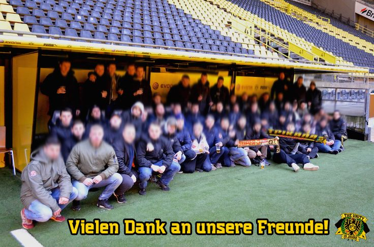 THE UNITY 2001 – ULTRAS DORTMUND