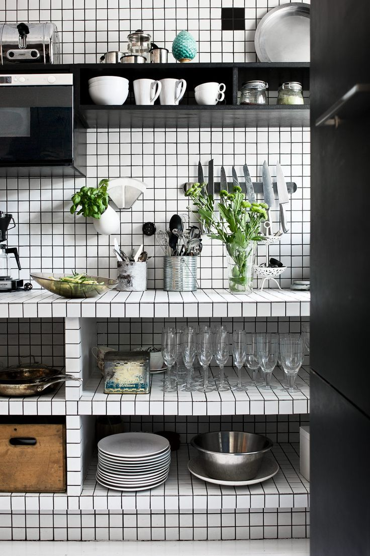Color Spotlight: Black, White and Classic   Fireclay Tile Design and Inspiration Blog   Fireclay Tile