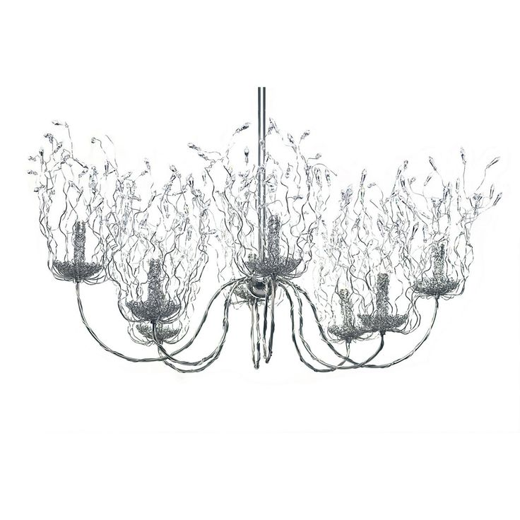 EXQUISITE ORGANIC CHANDELIER WITH HIGH QUALITY CRYSTAL DETAILING. SKU: HBE CASH/90/NH . Contact us for more information: 03-9822-0001