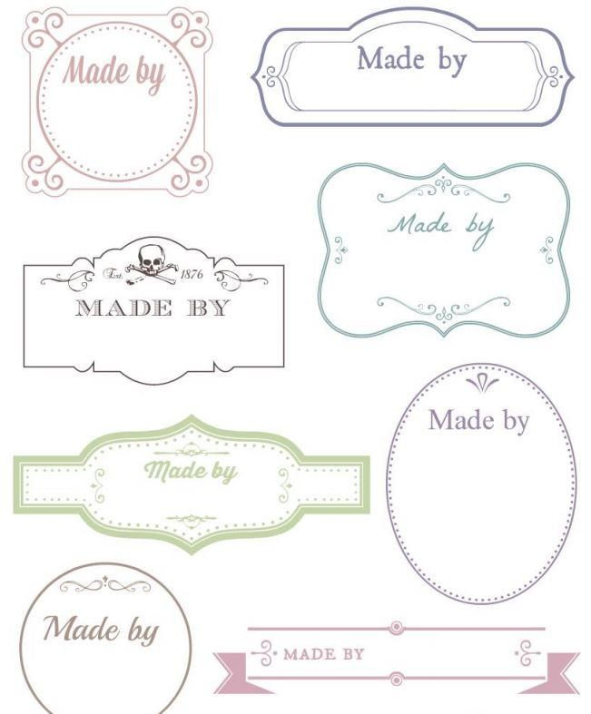Best 25+ Free printable labels templates ideas on Pinterest - labels template free