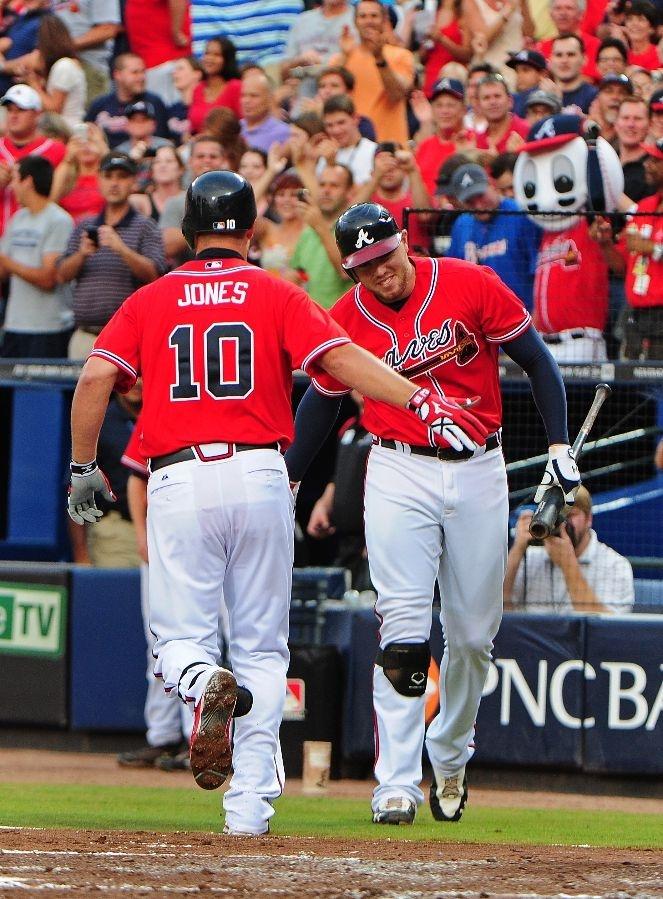 174 best i love the braves images on pinterest braves baseball freddie freeman and chipper jones fandeluxe Images