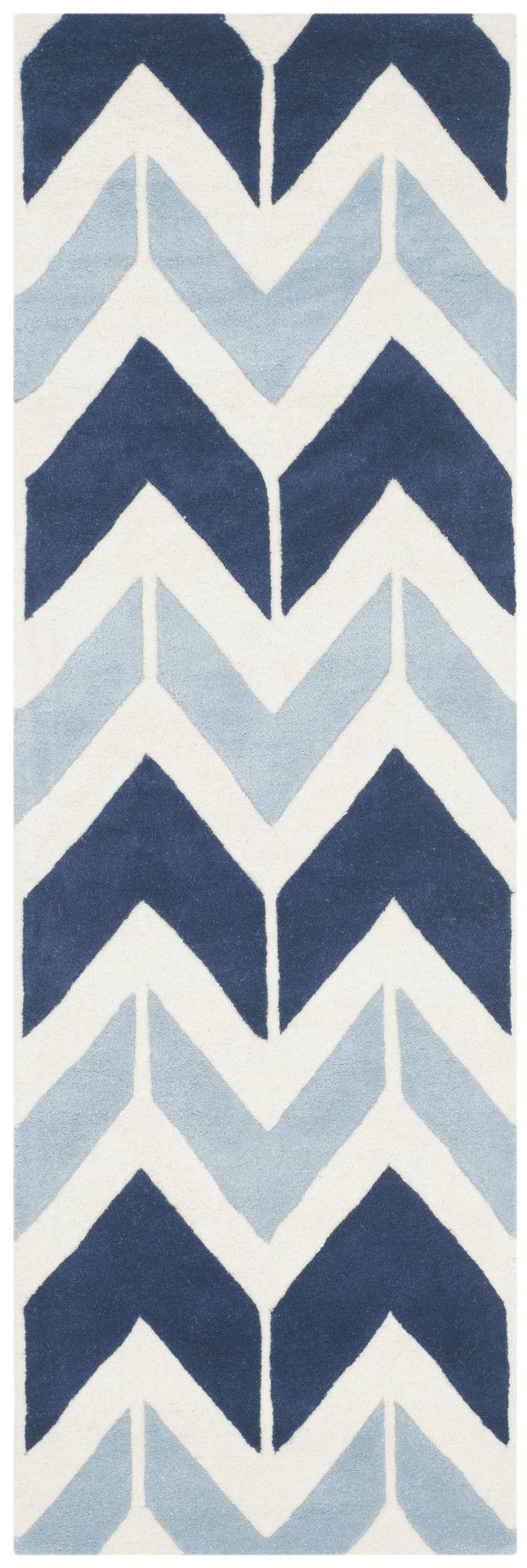 chatham dark blue light blue area rug