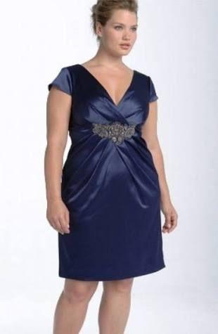 Imagens de vestidos de festa para gordas