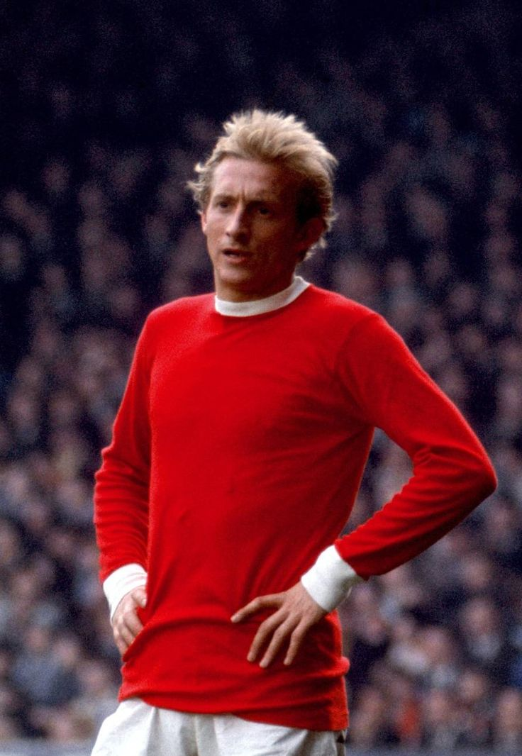Denis Law Manchester United 1969