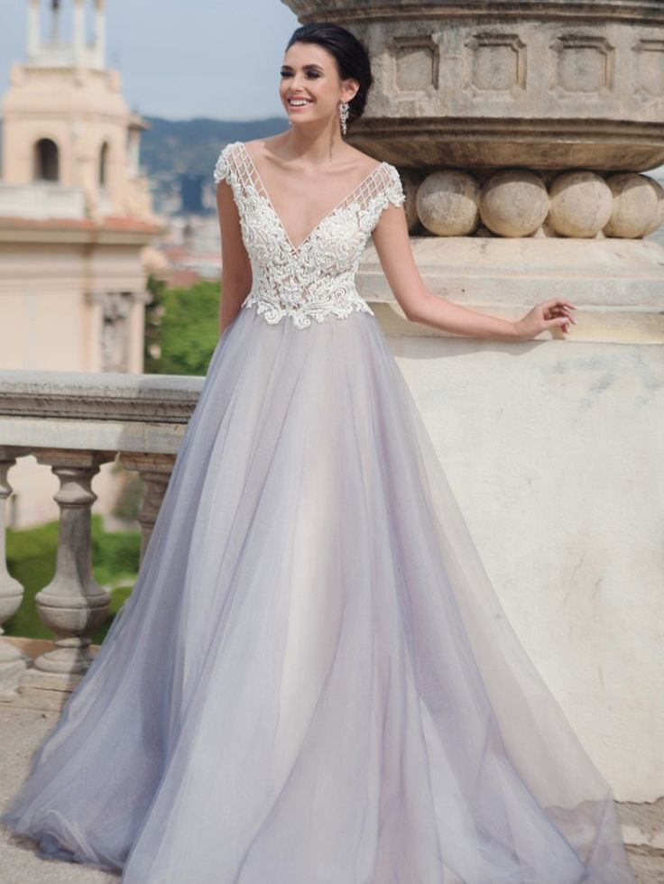 The lovely 'Vittoriya' is for those with spark. The gorgeous purple train and detailed lace bodice is for those who love a bit of fun. Shine on your special day with this special number! Try her on this week and book an appointment today! http://bit.ly/2uhqqW2  #weddingwhispers #wedding #weddingdress #adelaidewedding #adelaideweddings #princess #love #romantic #gown #weddinggown #weddingstyle #weddingtime #bride #bridetobe