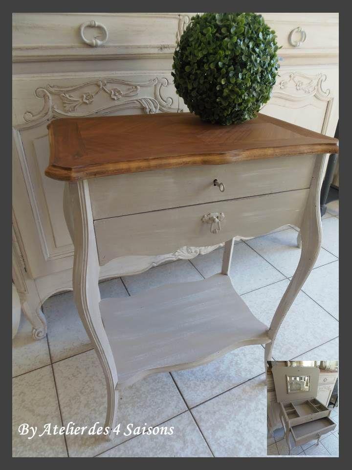 les 83 meilleures images du tableau tables de chevet sur pinterest maison de famille meuble. Black Bedroom Furniture Sets. Home Design Ideas