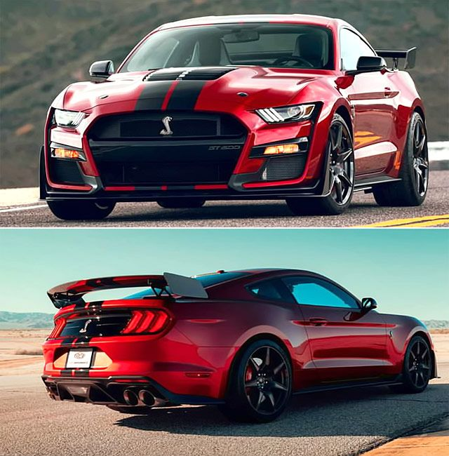 2020 Mustang Shelby Gt500 Is The Most Powerful Production Mustang Ever Ford Mustang Shelby Gt500 Ford Mustang Shelby Shelby Gt500