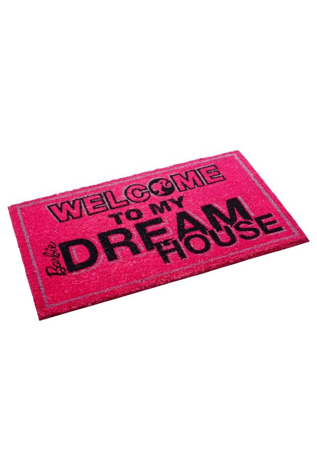 Doormat   Barbie Collector How adorable is this?!