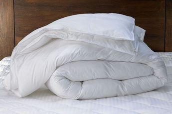 Zo kun je ook je donzen dekbed wassen, het is helemaal niet moeilijk!