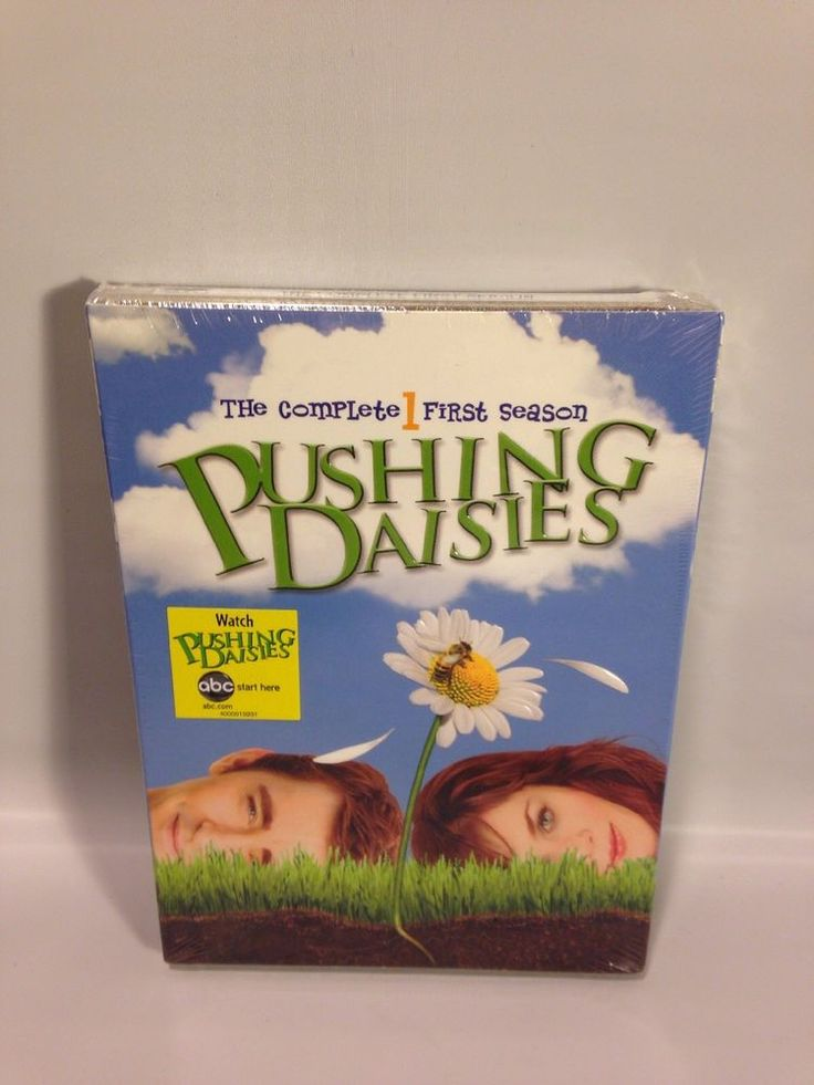 Pushing Daisies ~ Complete 1st First Season 1 One ~ BRAND NEW DVD SET