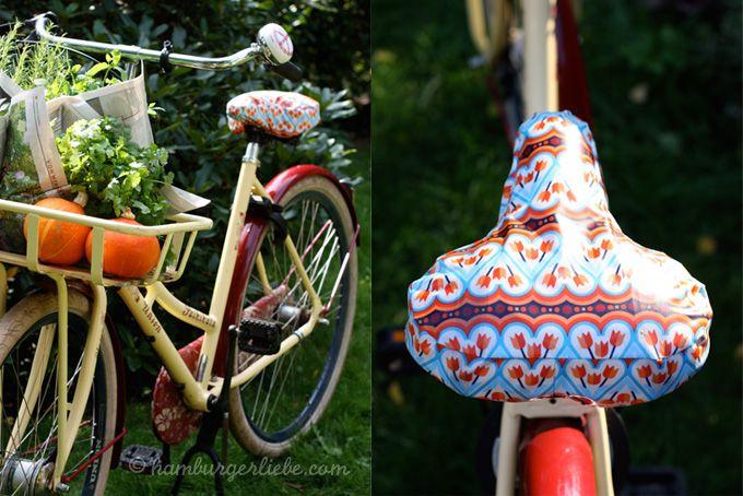 Housse selle de Vélo Tuto, Free, DIY