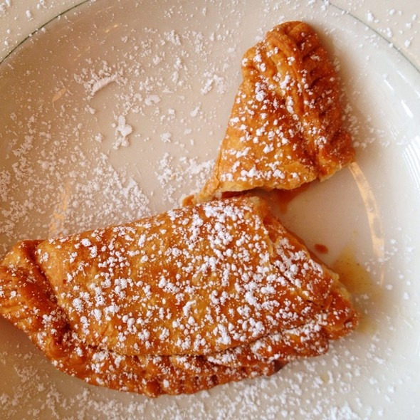 Peach Fried Pie @ Monument Cafe | Sweet Porn (Desserts) | Pinterest