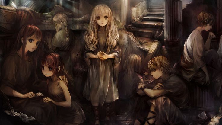 Children of the Labyrinth