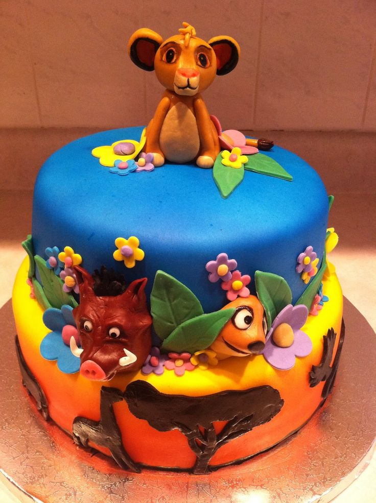Lion King Cake Decorations Uk : 17 Best images about Projects to Try on Pinterest 60th ...