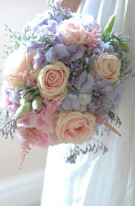 Spring wild flower #bridal #bouquet
