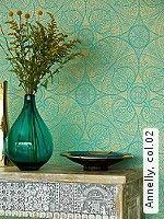 Orientalische Tapete Online bestellen - Orientalische Tapeten