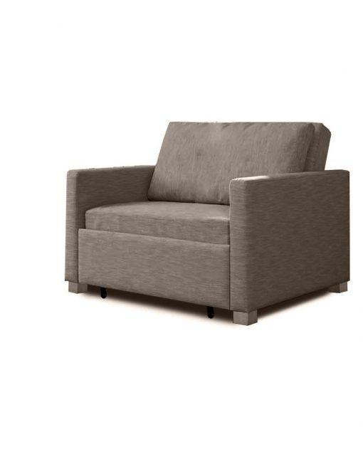 Harmony Single Sofa Bed With Memory Foam