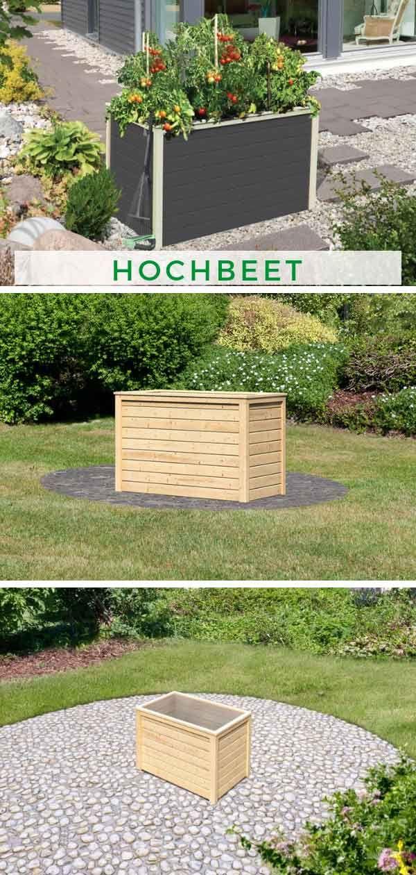 Karibu Hochbeet 0 Hochbeet Karibu Gartenhaus Haus Und Garten