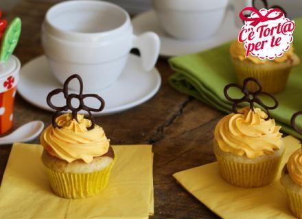 #Cupcake bigusto: dolcissimi e #senzauova, ecco una merenda squisita!  Scopri la ricetta...