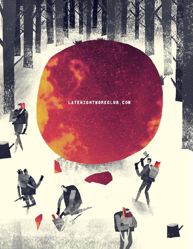 LNWC Poster - Dave Prosser