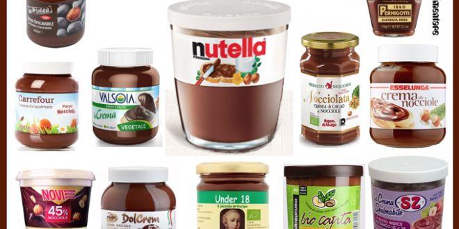 Nutella, Novi, Rigoni, Valsoia… Confronto delle creme spalmabili al cacao e nocciole su prezzi e ingredienti. Molti gli aspetti critici