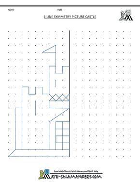 17 best ideas about Symmetry Worksheets on Pinterest   Symmetry ...