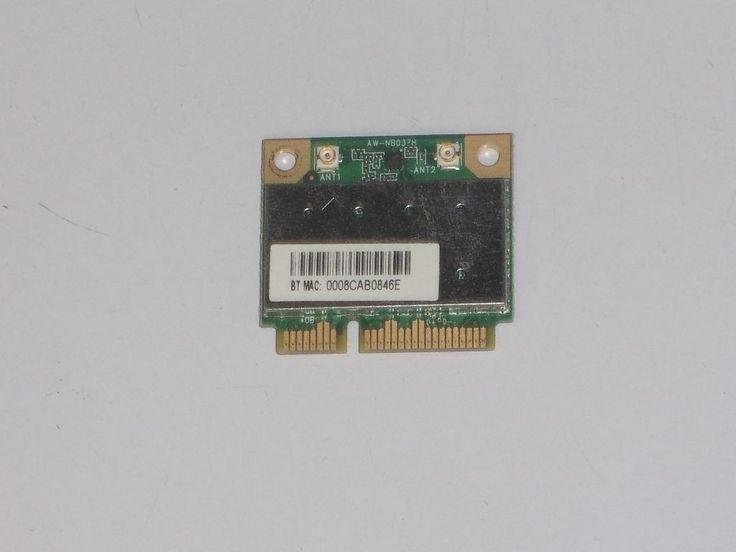 Asus U32U Wireless WiFi Card AW-NB037H